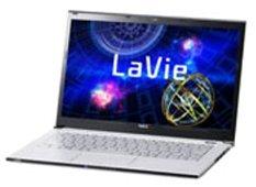 LaVie Zシリーズ。LZ550/HS、LZ750/HS
