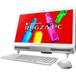 東芝のデスクトップ機は基本的には液晶交換修理が難しい機種がほとんどです。
